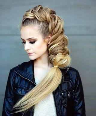 Как плести косы: фото схемы и пошаговые инструкции