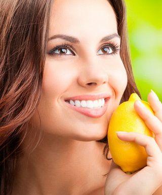 Лимон: применение в косметологии