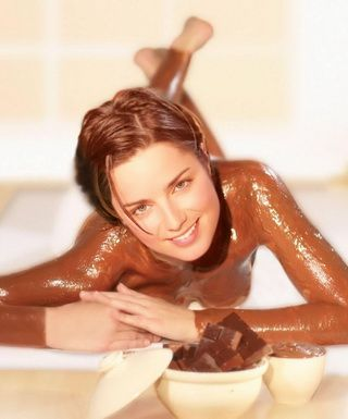 Шоколадное обертывание дома (Домашние рецепты)