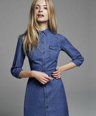 Платье-рубашка: модный тренд 2019 года