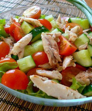 Салатная диета – способ быстрого и вкусного похудения