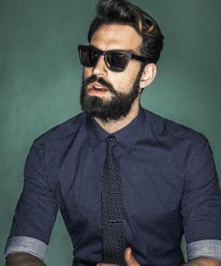 Как правильно ухаживать за бородой в зимний период?