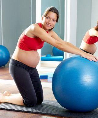 Фитнес при беременности: советы и правила