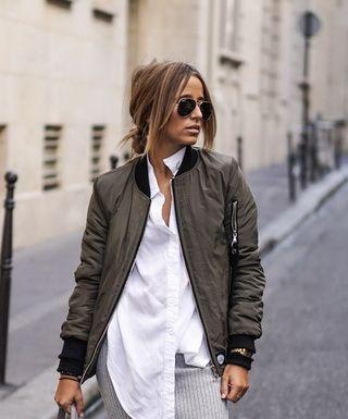 Модные женские куртки сезона весна-осень 2018-2019 года