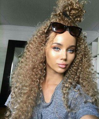 Карвинг волос: виды и техника выполнения