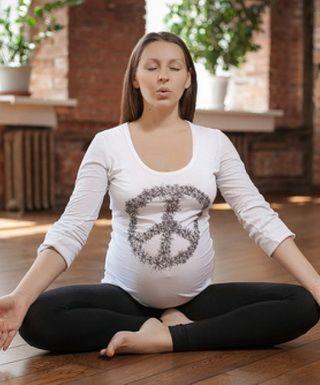 Техника дыхания в период беременности