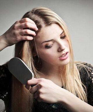 Выпадение волос: Как остановить?