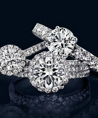 Мода на бриллианты не проходит!
