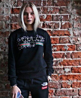 Женские свитшоты бренда Gucci