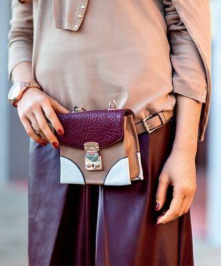 Самая модная сумка сезона – сумка-пояс
