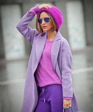 Фасоны шапок, подходящих к пальто