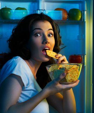 Как похудеть? И можно ли есть на ночь?