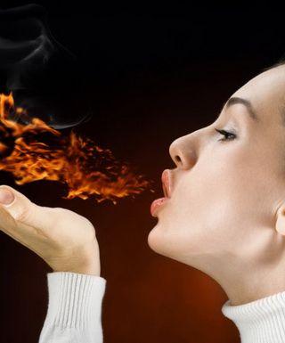 Список проблем при злоупотреблении курением