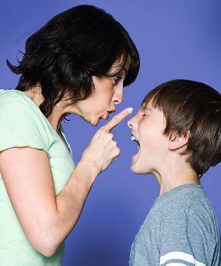 Бунт против родителей
