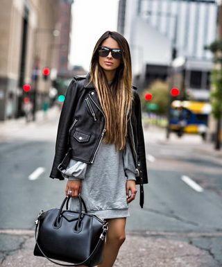 Черные куртки-косухи для женщин