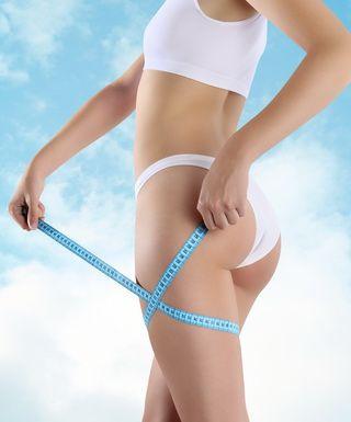 Обертывания для похудения ног