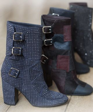 Женская зимняя обувь 2018-2019: модные тренды