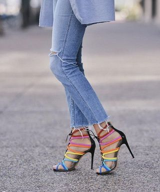 Обувные тренды нового сезона 2018