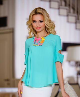 Модные женские блузки 2018 года: стильные фасоны