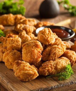 Куриные нагетсы — быстро и вкусно