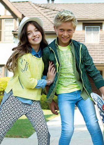 Летние тренды для подростков