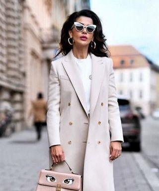 Пальто для разных типов фигуры