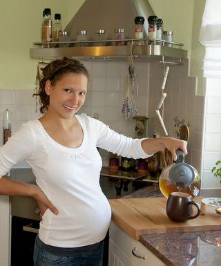 Лечебные растения, разрешенные при беременности