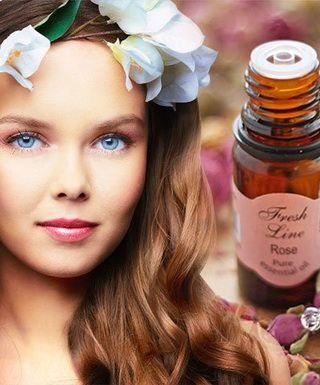 Рецепты с эфирными маслами для кожи лица