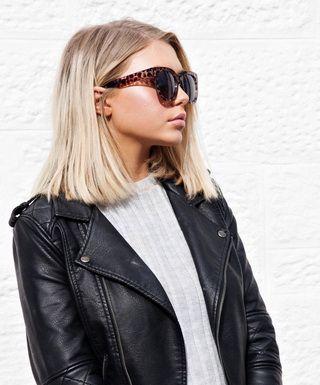Цвета волос средней длины: варианты, модные в 2018 году