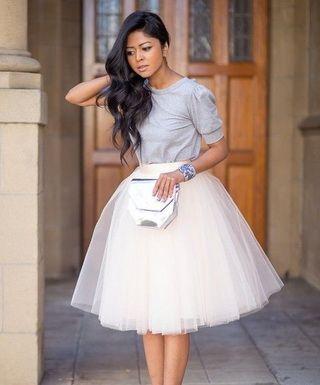 Пышная юбка для всех
