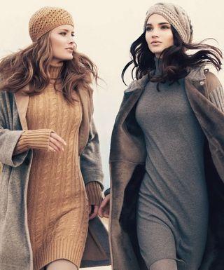 Модная одежда сезона осень 2018 — зима 2019
