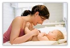 Учимся общаться с новорожденным