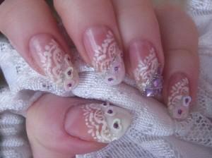 свадебный-дизайн-ногтей