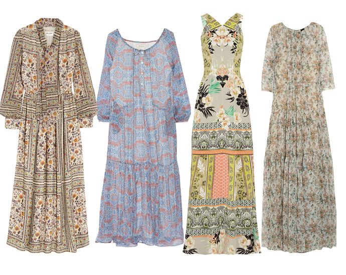 boho dress 2015