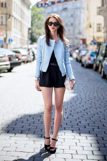 Куртки-косухи, модные в 2018 году: фото стильных образов и варианты декора