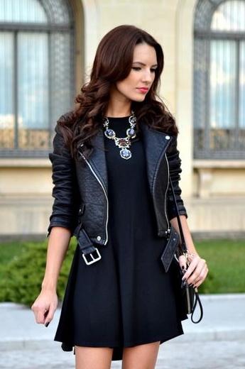 a8161ebc00d Легкие топы и блузы уместны будут с такими куртками поздней весной или в прохладные  летние вечера.