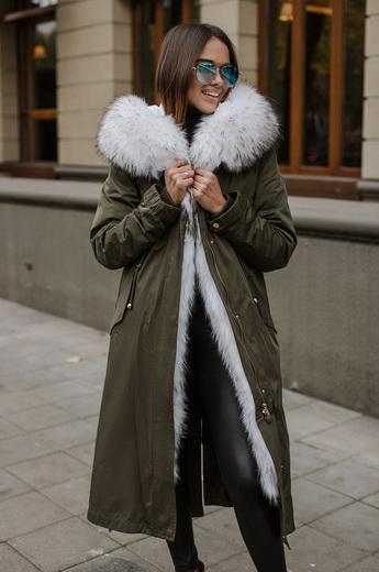 283b8dfb61c Модные куртки-парки на осень-зиму 2018-2019 года  фото и лучшие образы