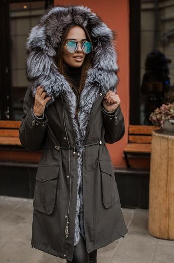 c381226529a1 Модные куртки-парки на осень-зиму 2018-2019 года: фото и лучшие образы