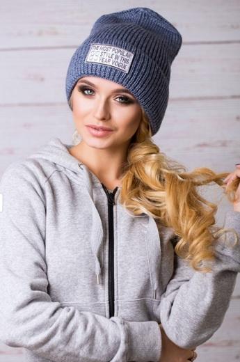 Женские вязаные шапки на осень и зиму 2018-2019: фото, как ...