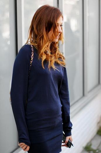 Бронзово коричневый цвет волос